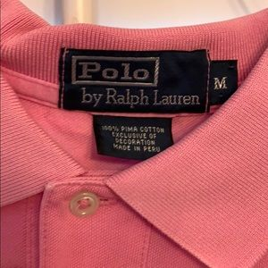Polo by Ralph Lauren Shirts - GUC pink Polo by Ralph Lauren